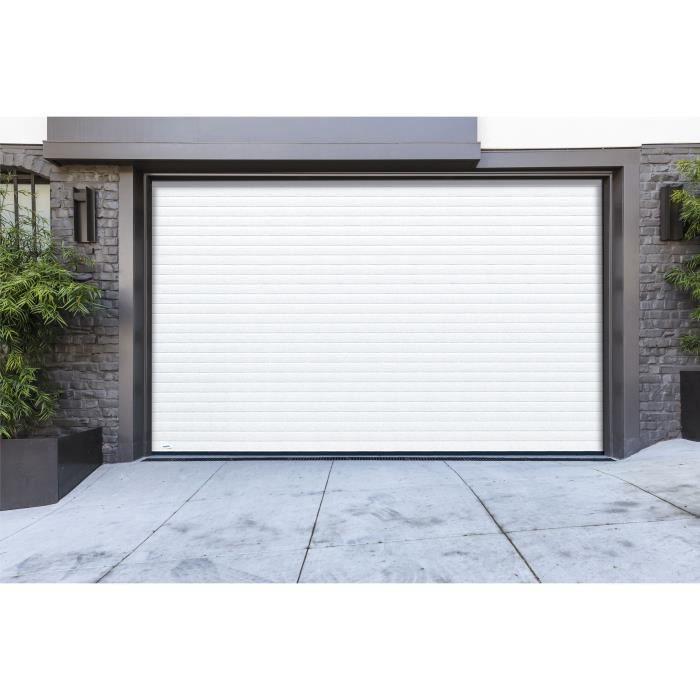 Motorisation pour porte de garage otio for Porte de garage sectionnelle 2125 x 2400