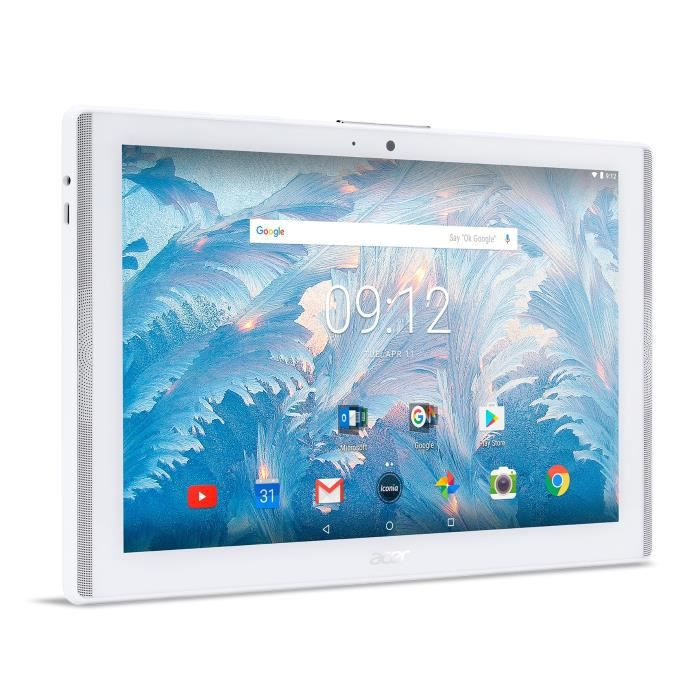 ACER Tablette tactile Iconia One 10 B3-A40 - NT.LDPEE.003 - 10,1