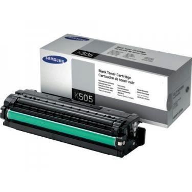 SAMSUNG Cartouche de toner CLT-K505L/ELS - Noir - Capacité standard 6.000 pages