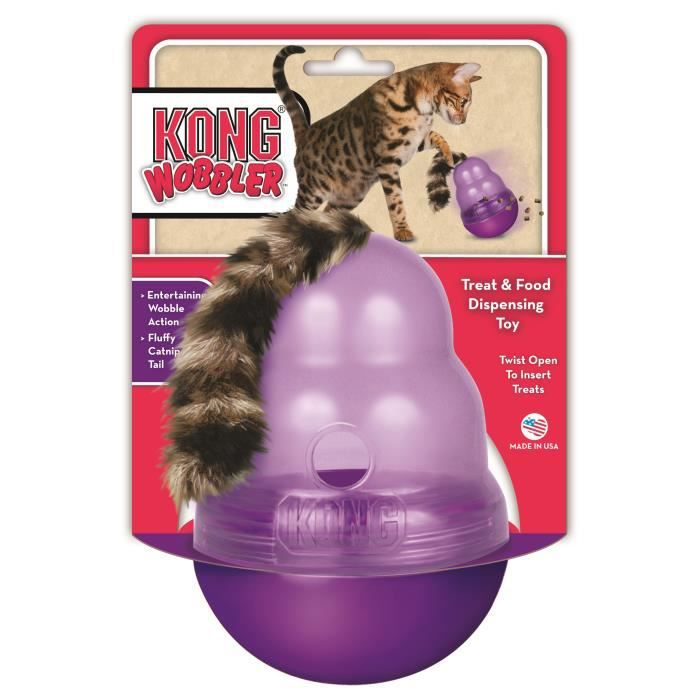 jouet chat friandise
