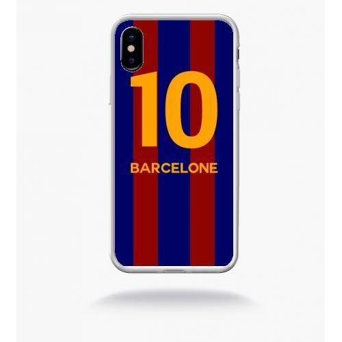 iphone x coque barcelone