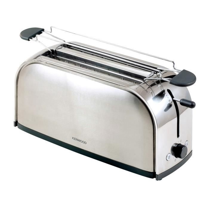 grille-pain kenwood ttm130 - achat / vente grille-pain - toaster