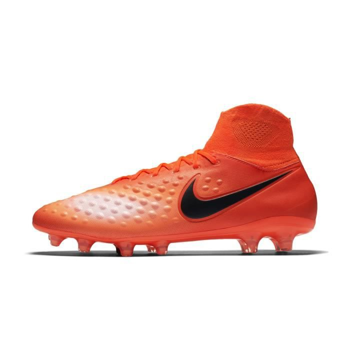 cheap for discount 6db45 61b90 Chaussures football Nike Magista Orden II FG Orange - Prix pas cher ...