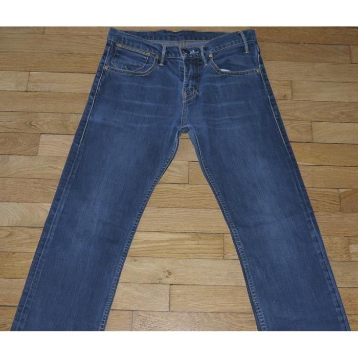 3d511024399d7 LEVIS 504 Jeans pour Homme W 29 - L 32 Taille Fr 38 (Réf # X051 ...