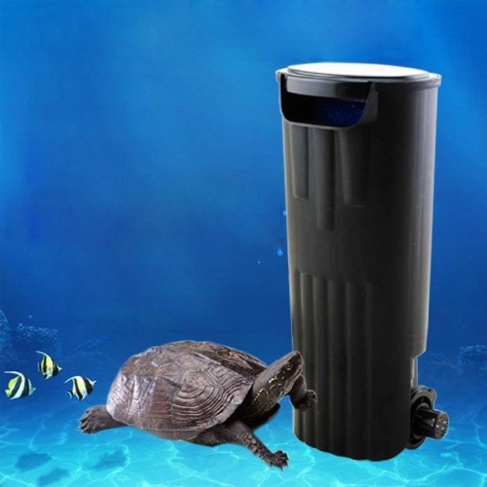 Filtre D'aquarium Accessoires 5w Chute D'eau Peu Profonde Style Aquarium Silencieux Purificateur Prise Américaine