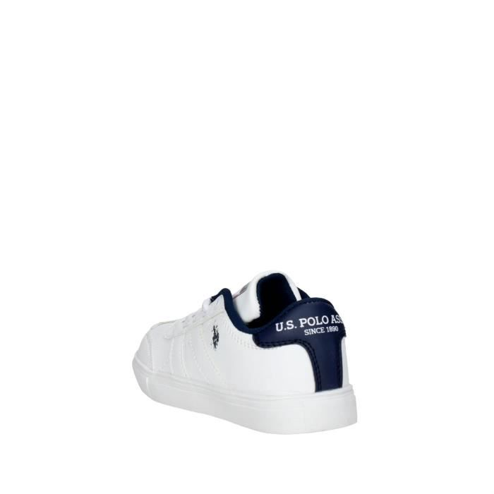 U.s. Polo Assn Sneakers Garçon Blanc, 33
