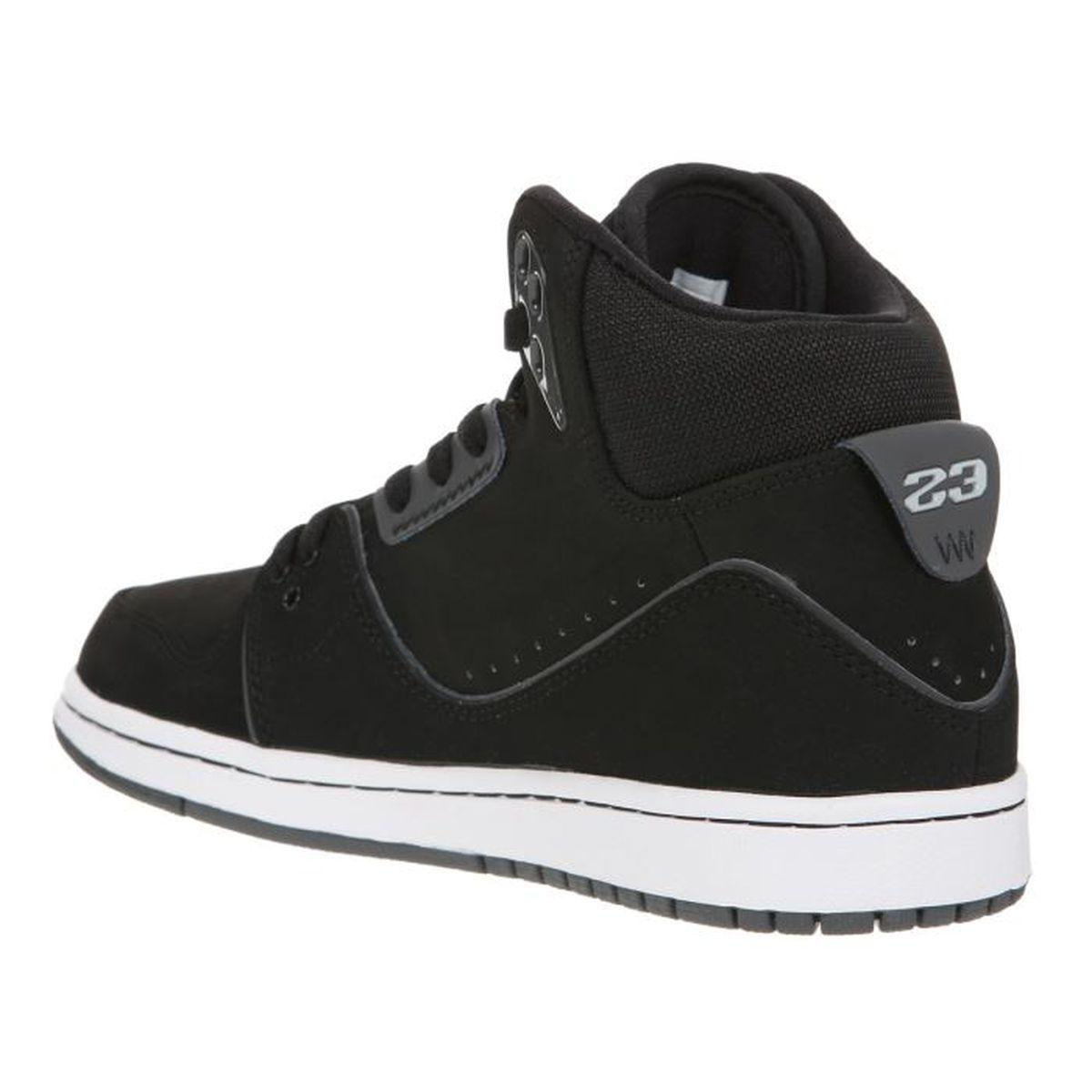 sélection premium e9bae ca017 Baskets Noir Jordan 1 Flight Achat Nike Homme 2 dxthQsrC