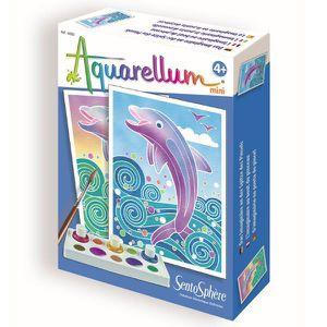 SENTOSPHERE Aquarellum Mini Dauphin