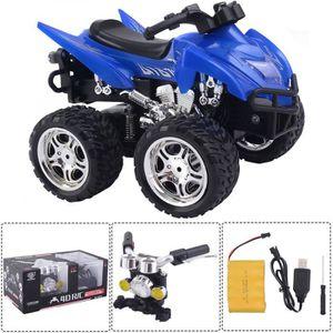 MOTO - SCOOTER  RC Moto télécommande vélo cadeau enfants jouets