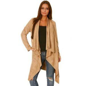 Acheter veste en daim femme
