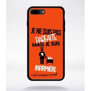 coque iphone 7 plus infirmiere