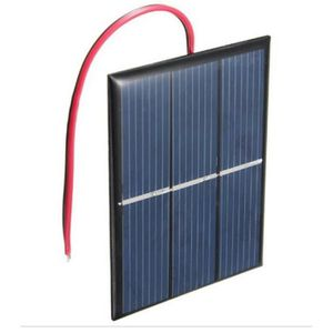 KIT PHOTOVOLTAIQUE Mini Module Cellule Solaire Panneau 1.5V 400mA 80x