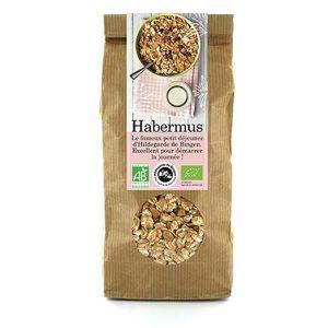 CÉRÉALES - MÉLANGES Habermus bio 375 g