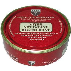 CIRAGE ET ENTRETIEN Savon nettoyant Avel - Boîte 200 ml