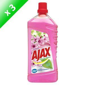 NETTOYAGE MULTI-USAGE AJAX Nettoyants Fête des fleurs - Fleur de cerisie