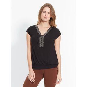 14eb994b14a0e Tee shirt perles - Achat / Vente pas cher