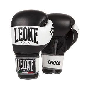 GANTS DE BOXE LEONE Gants de boxe Shock - Homme - Noir