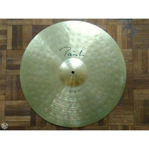 CYMBALE POUR BATTERIE Occasion - Cymbale Paiste Signature Line Full Ride
