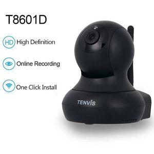 CAMÉRA DE SURVEILLANCE Tenvis T8601D Caméra de surveillance intérieur Ful