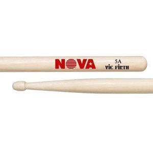 BAGUETTES DE JEU Baguettes Vic Firth Nova 5A American Hickory Olive