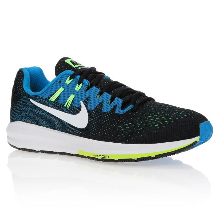 detailed look 54d5d c86ae NIKE Chaussures de Running Air Zoom Structure 20 Homme PE17