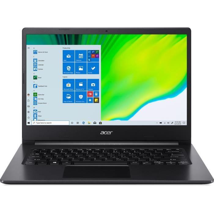 """ACER PC Portable - Aspire A314-22-R7CF - 14"""" FHD - AMD Athlon Silver 3050U - RAM 4Go - 128Go SS"""