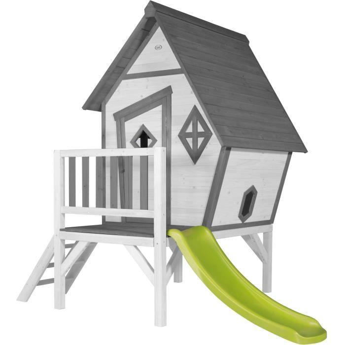 SUNNY Maisonnette Enfant Cabane en bois Lodge Cabin XL