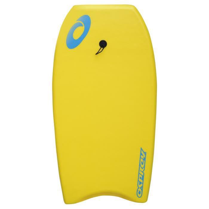 OSPREY - Bodyboard 37'' Spiral Yellow - Jaune