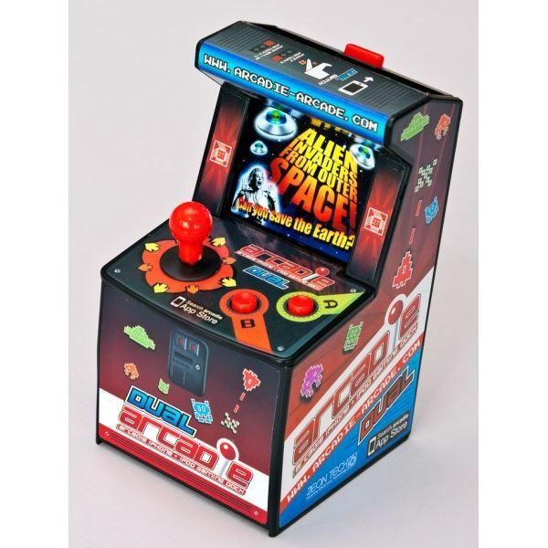 d lirante la mini borne de jeux d arcade pour i achat manette volant pas cher avis et. Black Bedroom Furniture Sets. Home Design Ideas