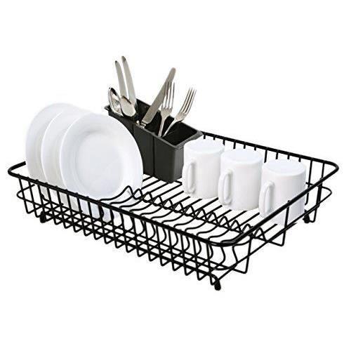 delfinware egouttoir a vaisselle noir 48 achat. Black Bedroom Furniture Sets. Home Design Ideas