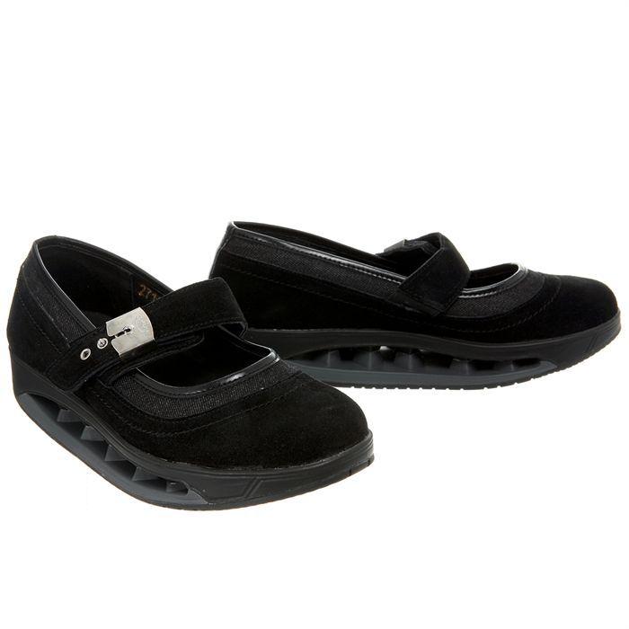 8dcc80580c4de4 SCHOLL Chaussures Toning Starlite Femme femme Noir - Achat / Vente ...