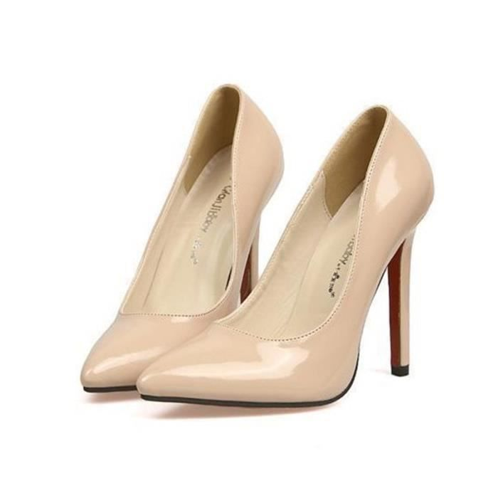 L'Argent  Taille : EU38/UK5.5/CN38) Chaussures à bout pointu beiges femme Chaussures à élastique Geox blanches Fashion Chaussures Saucony violettes femme Chaussures à bout pointu beiges femme N7E5Mr3Ul