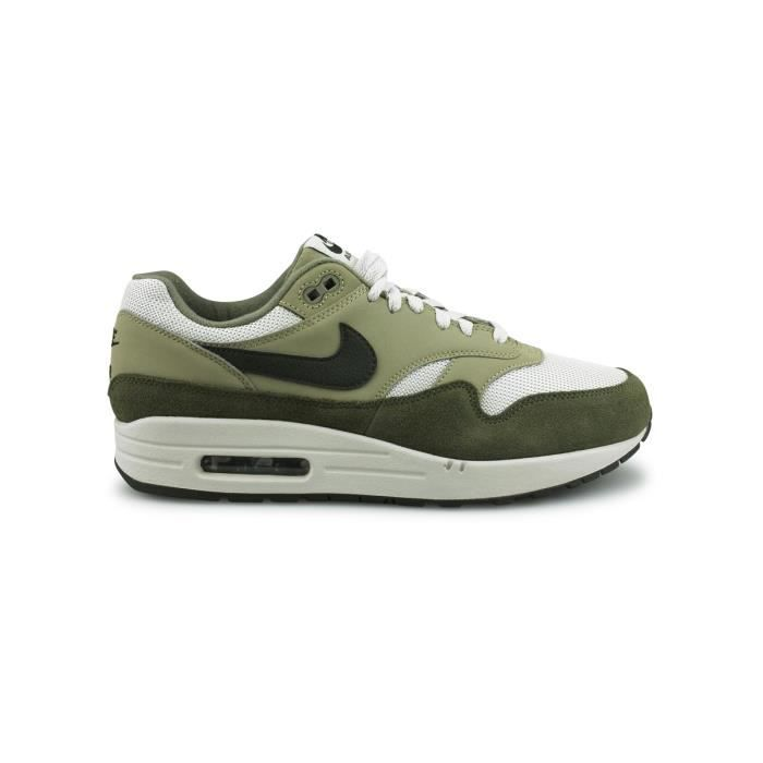 sports shoes 77ec3 2d819 Basket Nike Air Max 1 Olive Ah8145-201