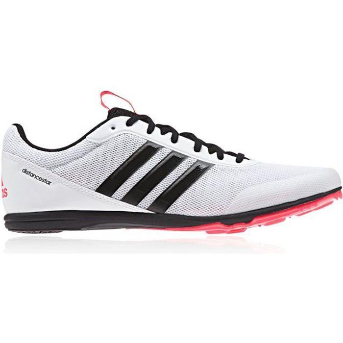 newest 43ee6 3e5bd Adidas Femmes Distancestar Chaussures De Course À Pointes Athlétisme