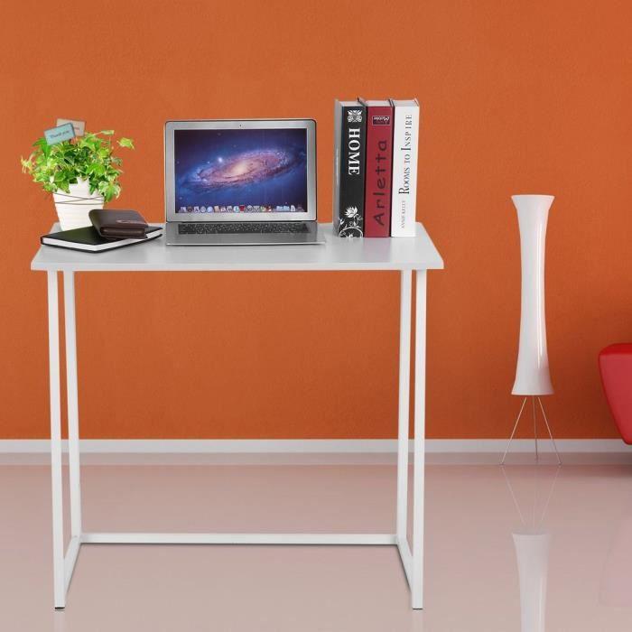 Meuble informatique en metal achat vente meuble for Meuble bureau 80 cm