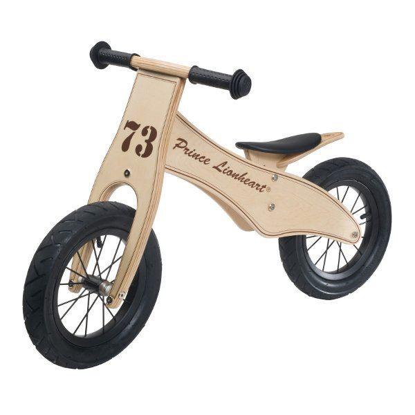 v lo sans pedales balance bike prince lionheart achat. Black Bedroom Furniture Sets. Home Design Ideas