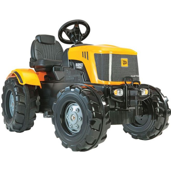 tracteur p dales jcb 8250 v tronic s rie rolly achat. Black Bedroom Furniture Sets. Home Design Ideas