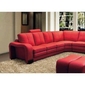 canape 8 places achat vente pas cher. Black Bedroom Furniture Sets. Home Design Ideas