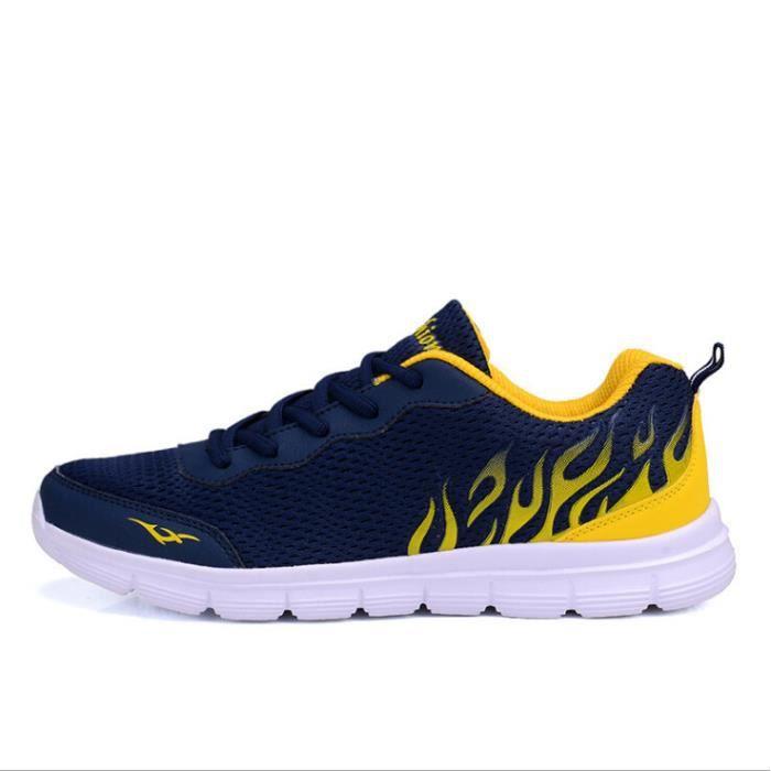 Hommes Sneaker Chaussures de course Baskets Chaussures Casual Chaussures Baskets cvU5LJ
