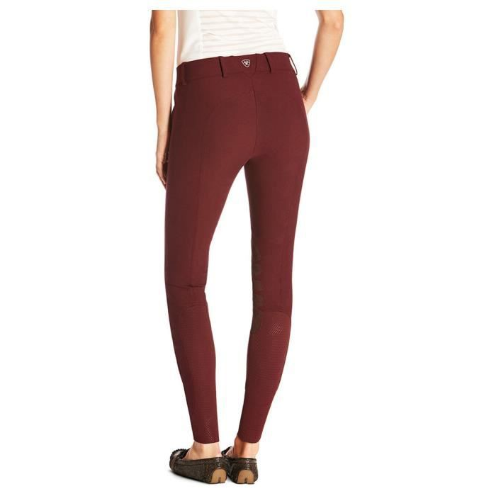 Ariat Heritage Elite Low Rise Knee Patch Womens Riding Breeches