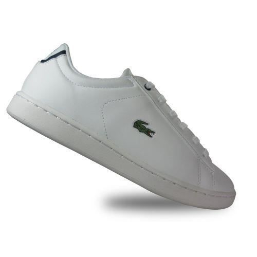 LACOSTE - Chaussure enfant Carnaby Evo Spc Lacoste - (Marine - 32)