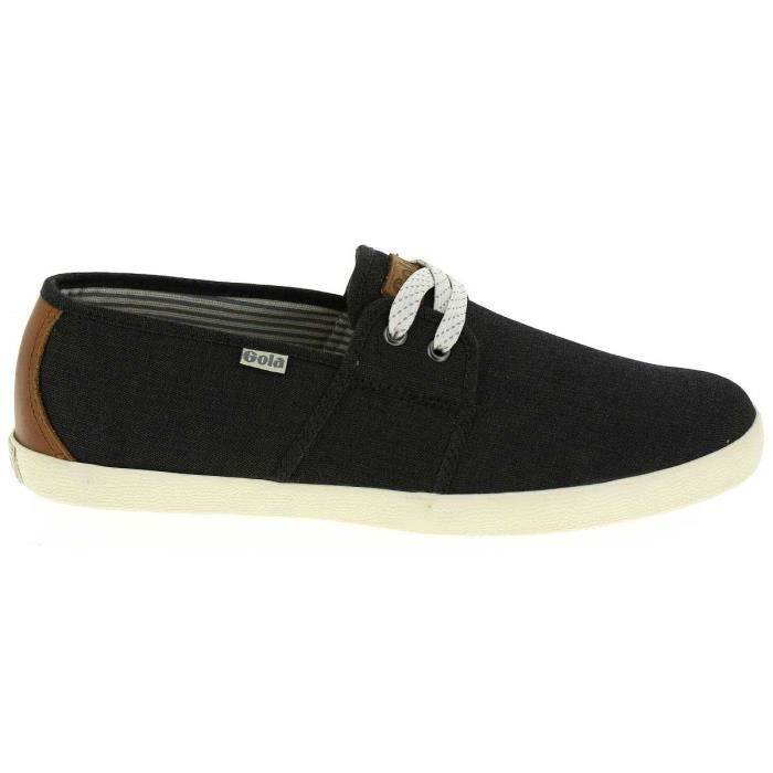 Chaussure Basse Gola Caldwell Bay Black Homme Pointure 41