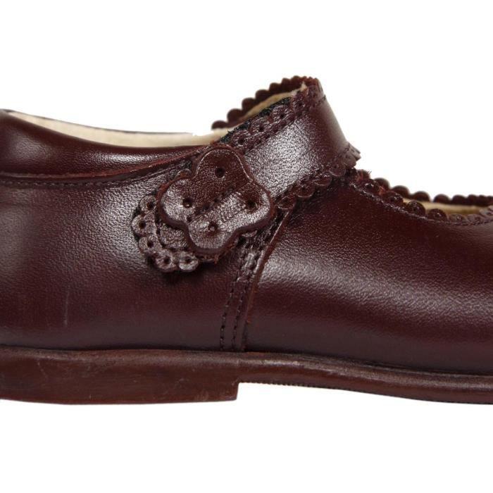 Chaussures pour Fille GARATTI PR0043 DARK RED