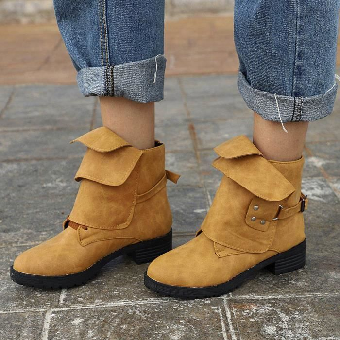 En boy Dames Cuir Femmes Martin Bottes Boot Lhb4462 Cow Bottillons De Chaussures Cheville Chevalier RqxCqXvwE