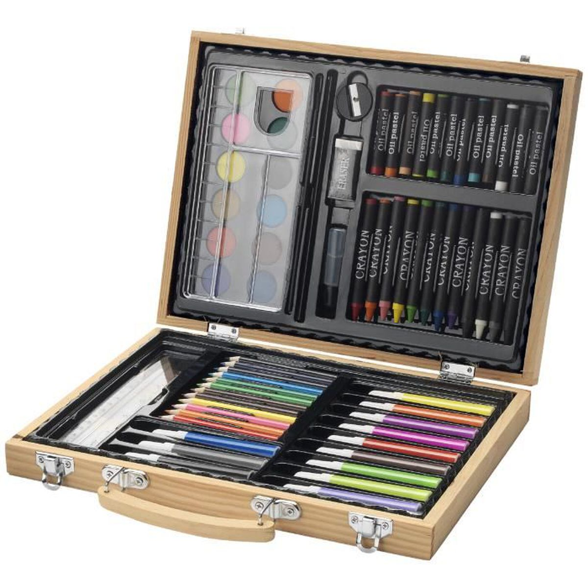 Coffret crayon feutre achat vente coffret crayon - Coffret cuisine pas cher ...