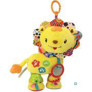 PELUCHE VTECH BABY - Timothée, mon lion d'activités