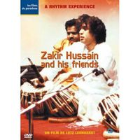 DVD DOCUMENTAIRE Zakir hussain and his friends