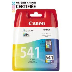 CARTOUCHE IMPRIMANTE Canon CL-541 Cartouche d'encre Couleurs