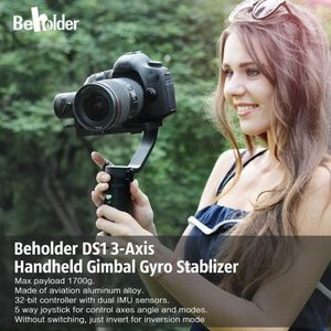 STABILISATEUR AIHONTAI Beker DS1 NEW 3-Axes Caméra Gyro Stabilis