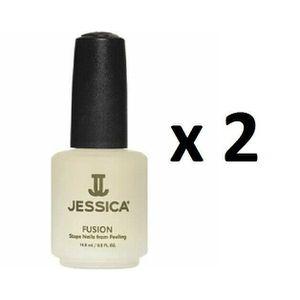 Fortifiant Vernis Lot X Et Jessica Ml 8 2 Transparents 14 Revitalisant De Fusion qSzMVGUp